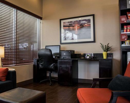 Comfort Suites Clearwater - Dunedin - Clearwater - Aίθουσα συνεδριάσεων