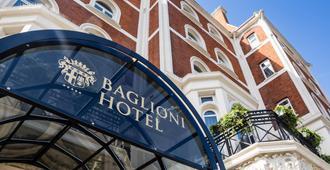 倫敦巴格里奧尼酒店 - 倫敦 - 倫敦 - 建築