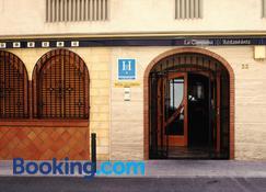 Hostal la Campana - Motril - Building