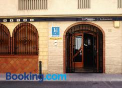 Hostal la Campana - Мотриль - Здание