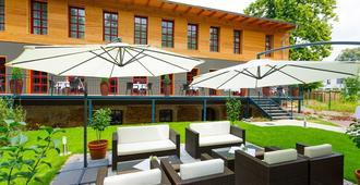 Top Vch Hotel Michaelis Leipzig - לייפציג - פטיו