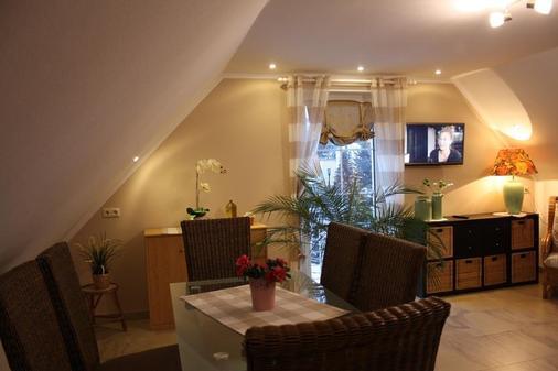 Romantik-Landhaus Dresden - Dresden - Dining room