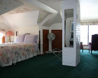 Franklin Street Station - Bed & Breakfast - Adult Only - Astoria - Schlafzimmer