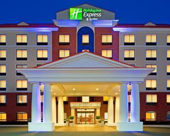 Holiday Inn Express & Suites Albany Airport Area - Latham, An Ihg Hotel - Latham - Budova