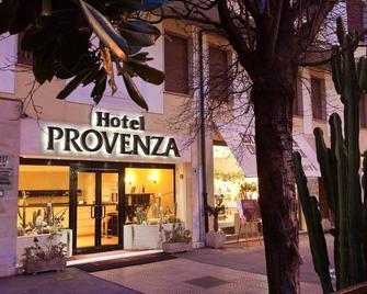 Hotel Provenza - Ventimiglia - Edificio