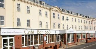 Carousel Hotel - Blackpool - Edificio