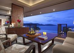 Raffles Seychelles - Grand'Anse Praslin - Sala de estar