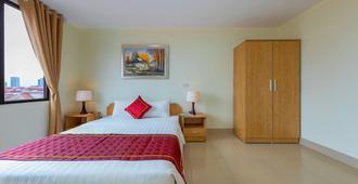 Granda Trung Hoa Apartment - האנוי - חדר שינה