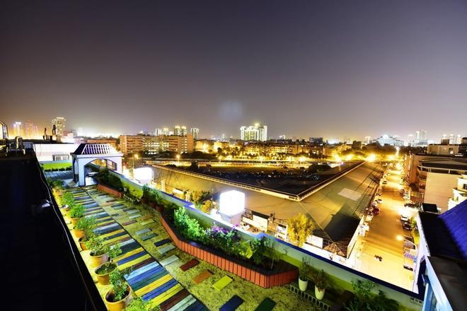 Young Soarlan Boutique Hotel - Tainan - Vista del exterior