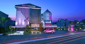 The Vasini Hotel - Denpasar - Building