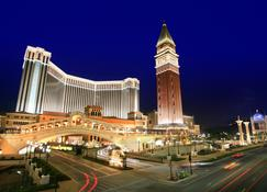 The Venetian Macao Resort - Macau - Building