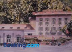 Hotel Hof und Post - Innertkirchen - Building