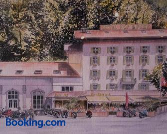 Hotel Hof und Post - Innertkirchen - Gebäude