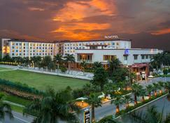 Novotel Hyderabad Airport - Hyderabad - Κτίριο