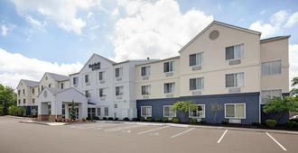 Fairfield Inn and Suites by Marriott Indianapolis Airport - Indianapolis - Toà nhà