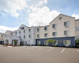 Fairfield Inn and Suites by Marriott Indianapolis Airport - Indianapolis - Building