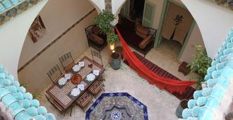 Riad Harmonie - El-Yadida - Patio