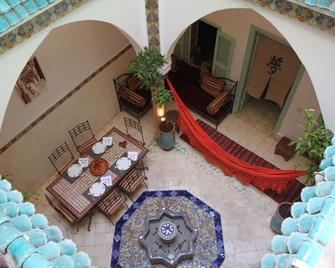 Riad Harmonie - El Jadida - Patio