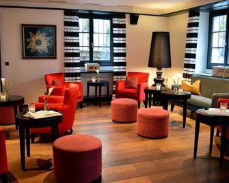 Romantik Hotel Schwan - Horgen - Лаунж