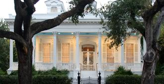 Magnolia Mansion - New Orleans - Byggnad