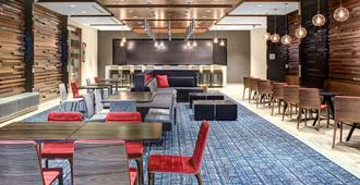 Hampton Inn & Suites Richmond - Downtown - Richmond - Restaurante