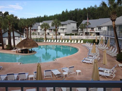 Paradise Lakes Resort, Clothing Optional Resort - Adult Only - Lutz - Pool