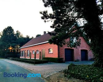 B&B Bergenhof - Hoogstraten - Gebäude