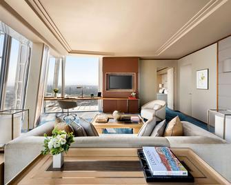 Shangri-La The Shard, London - London - Living room