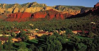 Poco Diablo Resort - Sedona - Näkymät ulkona