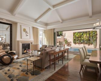 The Beverly Hills Hotel - Dorchester Collection - Beverly Hills - Camera da letto