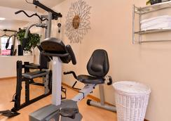 Americas Best Value Inn Eugene - Eugene - Fitnessbereich
