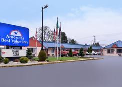 Americas Best Value Inn Eugene - Eugene - Building