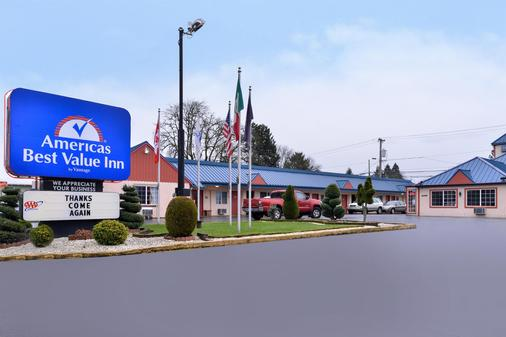 Americas Best Value Inn Eugene - Eugene - Toà nhà