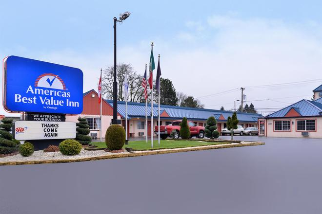 Americas Best Value Inn Eugene - Eugene - Gebäude