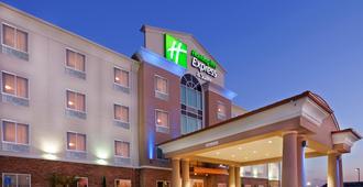 Holiday Inn Express Hotel & Suites Dallas West - Dallas - Bygning