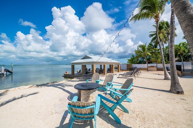 Riptide Rv Resort - Key Largo - Patio