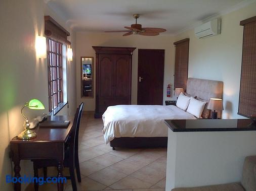 白房子賓館酒店 - 白河 - 白河 - 臥室