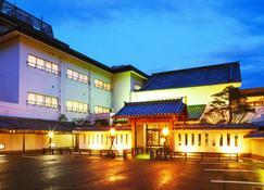 Hotel Oohashi Yakata-no-Yu - Niigata - Κτίριο