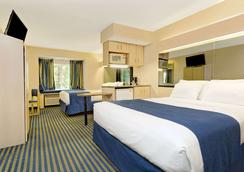 Microtel Inn & Suites by Wyndham Florence/Cincinnati Airport - Florence - Phòng ngủ