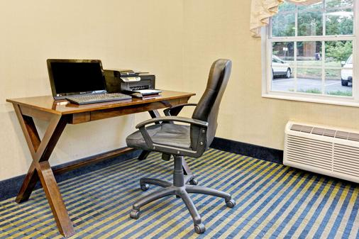 Microtel Inn & Suites by Wyndham Florence/Cincinnati Airport - Florence - Khu vực làm việc