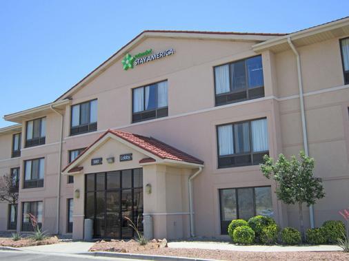 Extended Stay America - El Paso - West - El Paso - Building