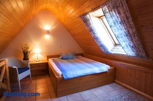 B&b Craintaler Mühle - Creglingen - Bedroom