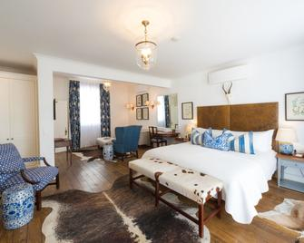 Drostdy Hotel - Graaff Reinet - Slaapkamer