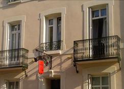 Hôtel Vendôme - Тур - Будівля