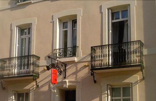 Hotel Vendome - Tours - Rakennus