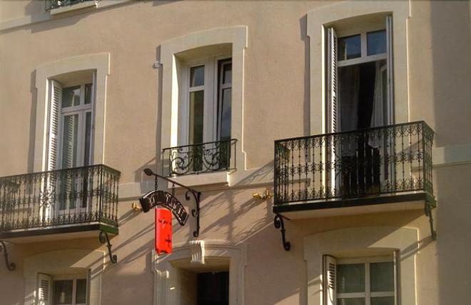Hôtel Vendôme - Tours - Building