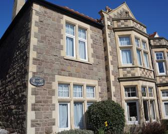 Goodrington Guesthouse - Weston-super-Mare - Toà nhà