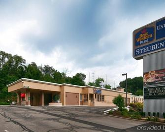 Best Western Plus University Inn Steubenville - Steubenville - Building