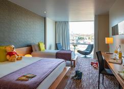 d 酒店 - 德羅赫達 - 德羅赫達 - 臥室
