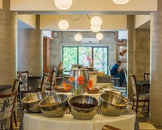 Hotel Panamericano - Santiago de Chile - Buffet